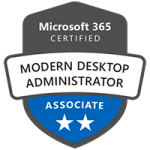 Modern Desktop Administrator Associate